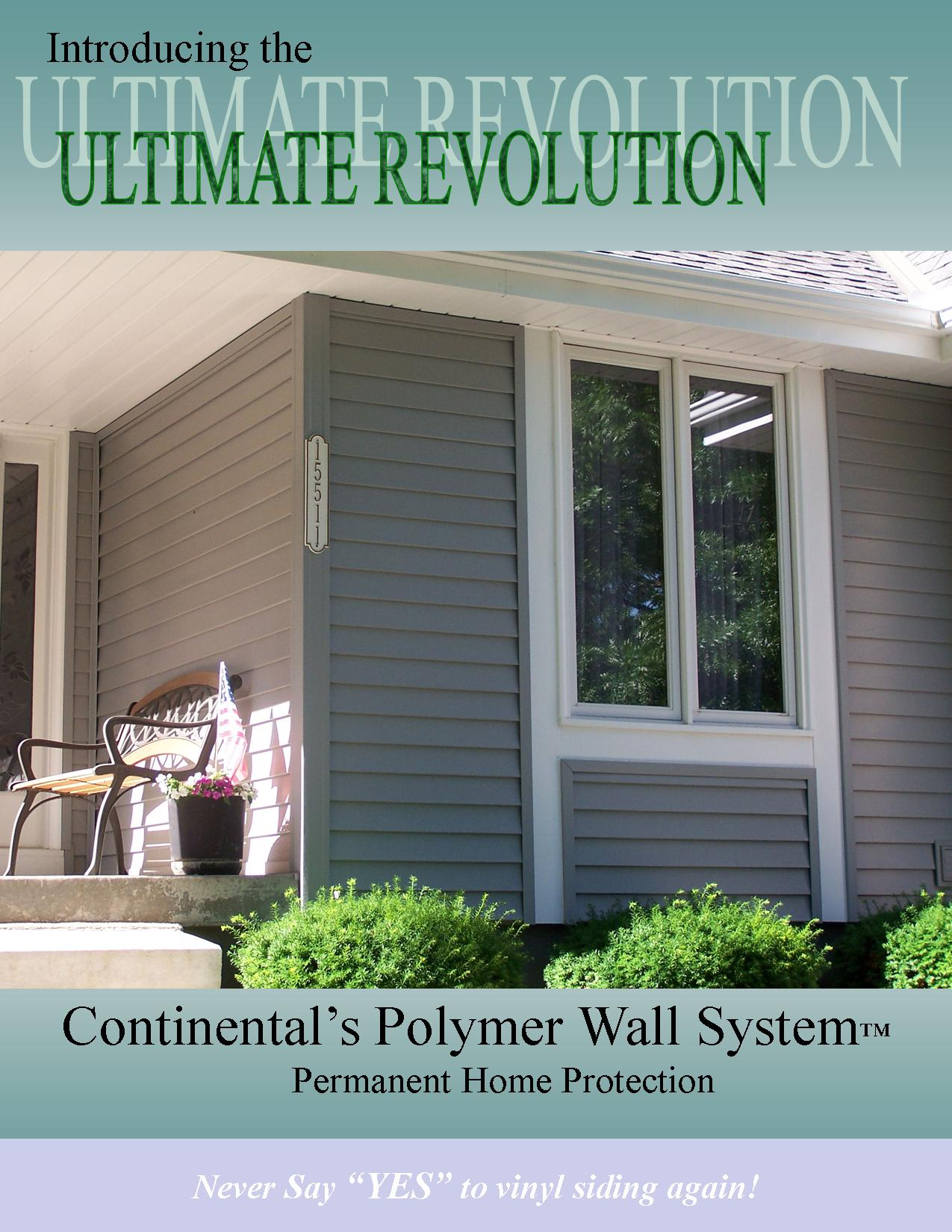 seamless, polymer, PolymerWall System